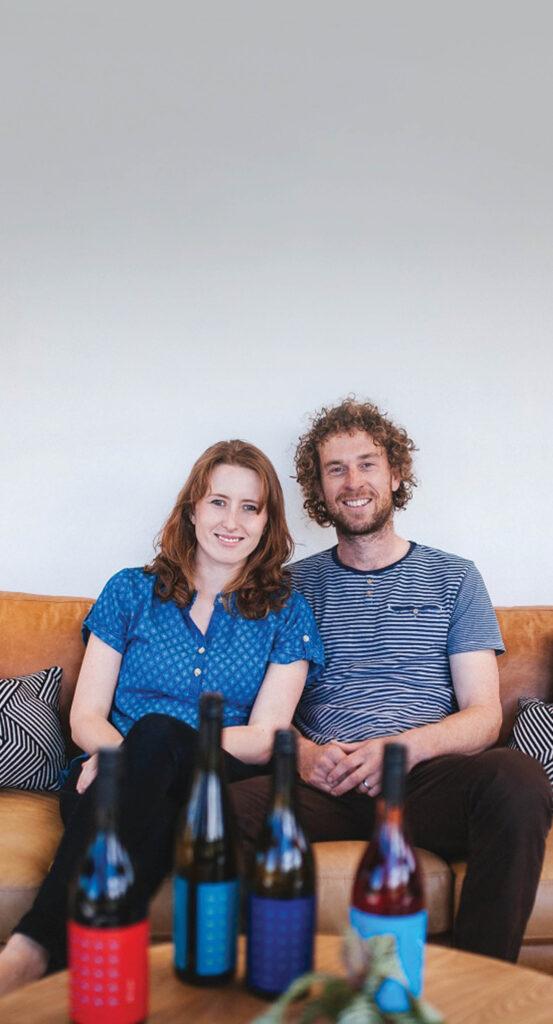 Alanna and Pete Chapman