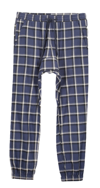 COTTON ON CHECK PANT