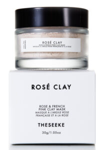 THESEEKE ROSE & FRENCH PINK CLAY MASK