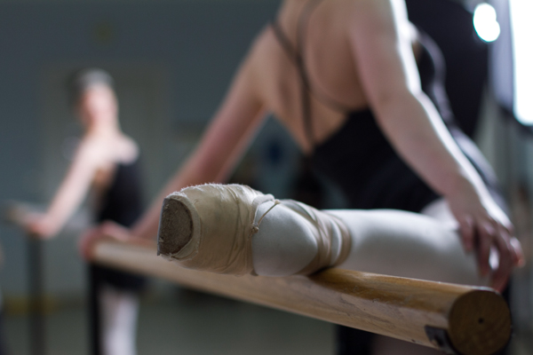 On Point: Barre Workout