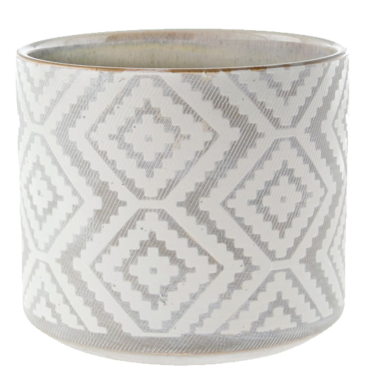 LINEN HOUSE DANICA NATURAL PLANTER