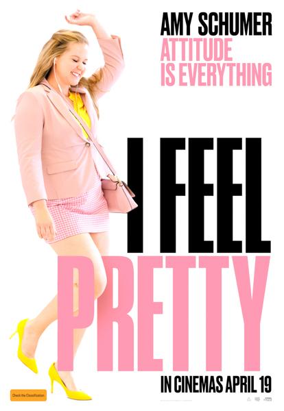 """Amy Schumer """"I Feel Pretty"""""""