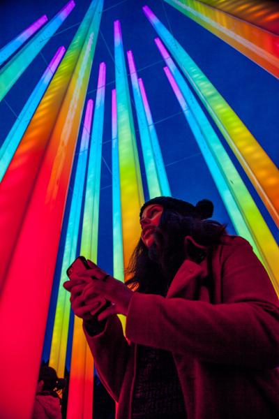 LUMA Southern Light Project - credit Che McPherson Pixel Peeps
