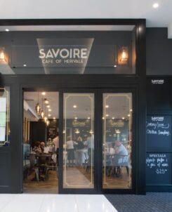 Savoire Café & Wine Bar