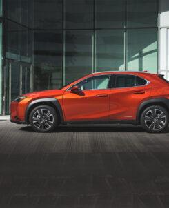 Lexus UX urban-SUV