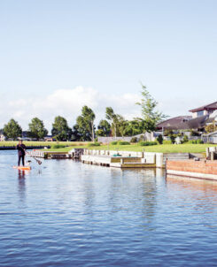 Lake Hood development
