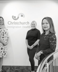 Christchurch Immigration Health